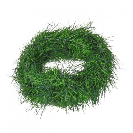 Gras Girlande mini